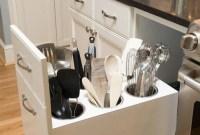 Smart Hidden Storage Ideas For Kitchen Decor 41