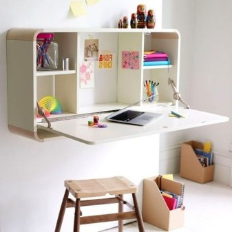 Stunning Desk Design Ideas For Kids Bedroom 25