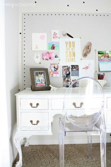 Stunning Desk Design Ideas For Kids Bedroom 26