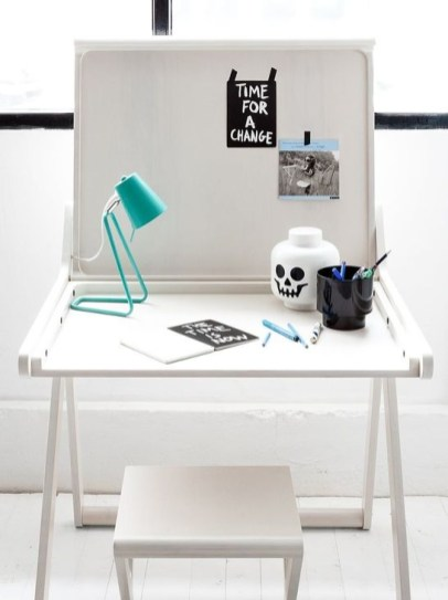 Stunning Desk Design Ideas For Kids Bedroom 33