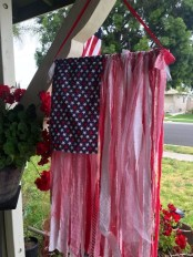 Super Patriotic Porch Independence Day Decoraion Ideas 28