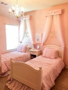 Totally Inspiring Bedroom Decor Ideas For Baby Girls 01
