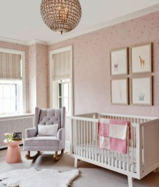 Totally Inspiring Bedroom Decor Ideas For Baby Girls 11