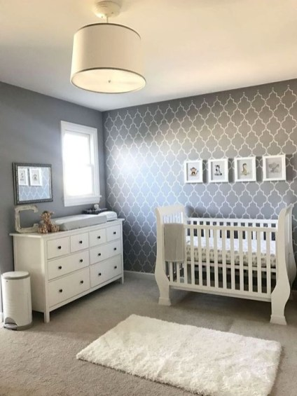 Totally Inspiring Bedroom Decor Ideas For Baby Girls 23
