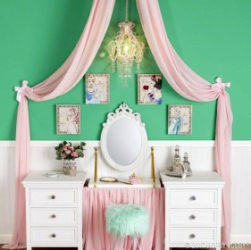 Totally Inspiring Bedroom Decor Ideas For Baby Girls 24