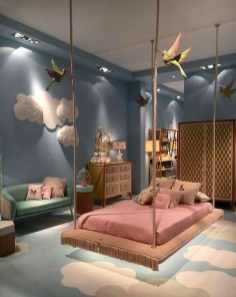 Totally Inspiring Bedroom Decor Ideas For Baby Girls 30