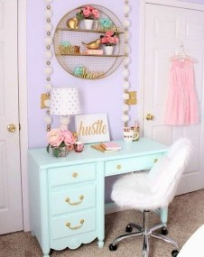 Totally Inspiring Bedroom Decor Ideas For Baby Girls 36