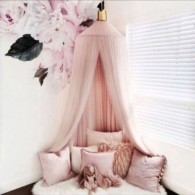 Totally Inspiring Bedroom Decor Ideas For Baby Girls 39