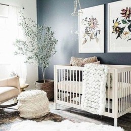 Totally Inspiring Bedroom Decor Ideas For Baby Girls 45
