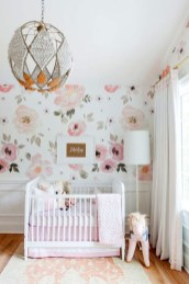 Totally Inspiring Bedroom Decor Ideas For Baby Girls 47