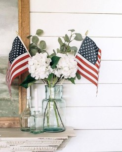 Unique Farmhouse Fourth July Decor Ideas That Inspire You 01
