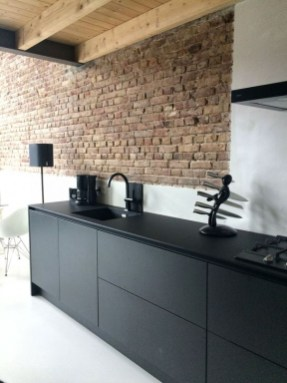 Attractive Kitchen Design Ideas With Industrial Style 07