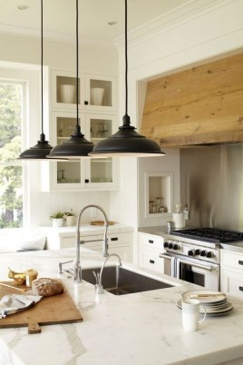 Attractive Kitchen Design Ideas With Industrial Style 26