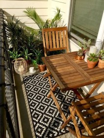 Awesome Small Balcony Ideas To Make Your Apartment Look Great 01