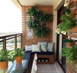 Awesome Small Balcony Ideas To Make Your Apartment Look Great 05