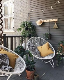 Awesome Small Balcony Ideas To Make Your Apartment Look Great 13