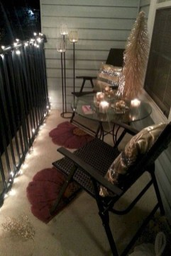 Awesome Small Balcony Ideas To Make Your Apartment Look Great 15