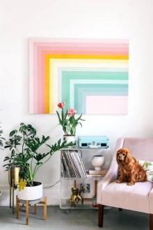 Brilliant DIY Wall Art Ideas For Your Dream House 10