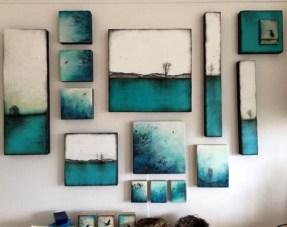 Brilliant DIY Wall Art Ideas For Your Dream House 20