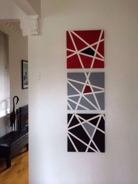 Brilliant DIY Wall Art Ideas For Your Dream House 35