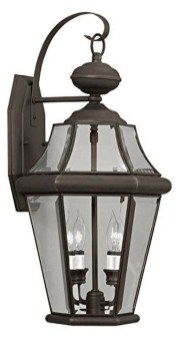Classy Traditional Outdoor Lighting Ideas For Your House 40