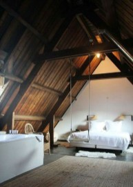 Comfy Attic Bedroom Design And Decoration Ideas 13