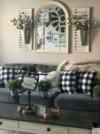 Cool Rustic Living Room Decor Ideas For Your Home 03