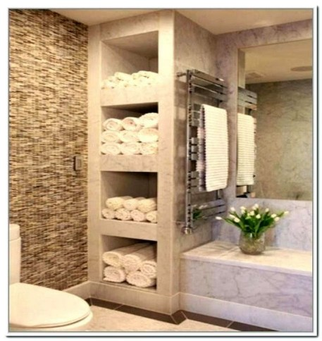 Easy DIY Towel Racks Ideas That You Can Do This 06