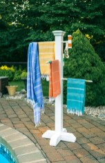 Easy DIY Towel Racks Ideas That You Can Do This 31