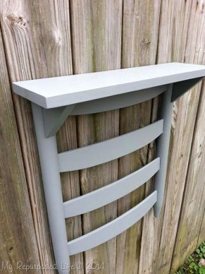 Easy DIY Towel Racks Ideas That You Can Do This 50