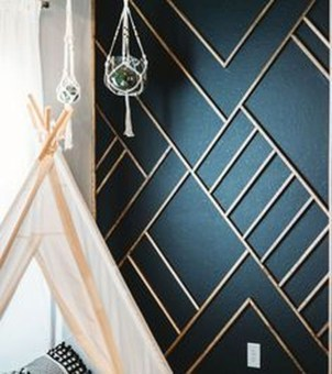Fabulous Metal Wall Decor Ideas For Your Living Room 13
