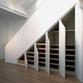 Genius Under Stairs Storage Ideas For Minimalist Home 03