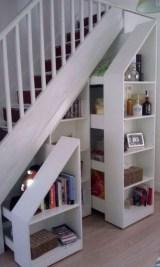 Genius Under Stairs Storage Ideas For Minimalist Home 05