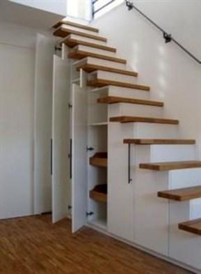Genius Under Stairs Storage Ideas For Minimalist Home 06