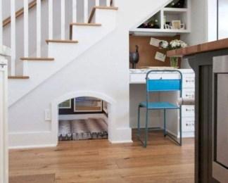 Genius Under Stairs Storage Ideas For Minimalist Home 12