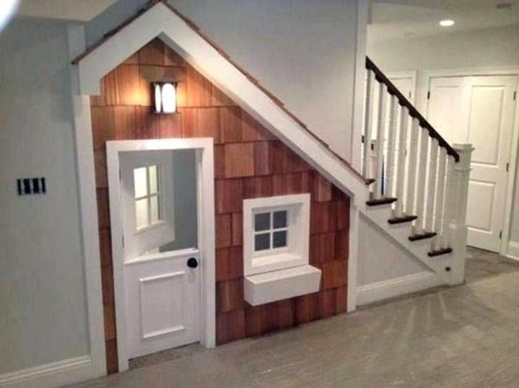 Genius Under Stairs Storage Ideas For Minimalist Home 14