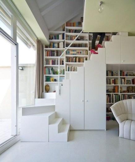 Genius Under Stairs Storage Ideas For Minimalist Home 24