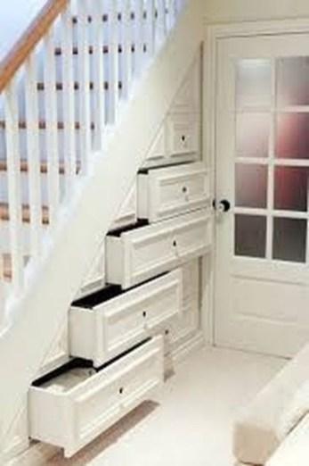 Genius Under Stairs Storage Ideas For Minimalist Home 27