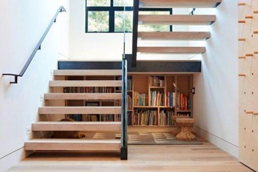 Genius Under Stairs Storage Ideas For Minimalist Home 34