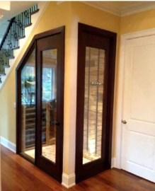 Genius Under Stairs Storage Ideas For Minimalist Home 39