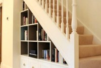 Genius Under Stairs Storage Ideas For Minimalist Home 51