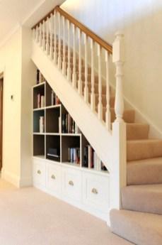 Genius Under Stairs Storage Ideas For Minimalist Home 51
