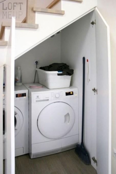 Genius Under Stairs Storage Ideas For Minimalist Home 54