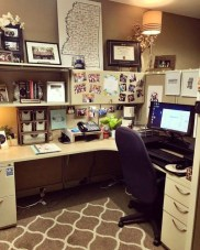 Gorgeous Cubicle Workspace To Make Your Work More Better 02