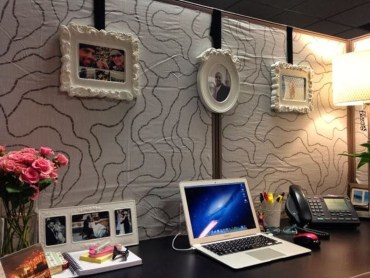 Gorgeous Cubicle Workspace To Make Your Work More Better 08