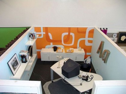 Gorgeous Cubicle Workspace To Make Your Work More Better 12