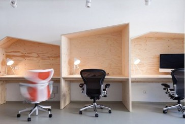 Gorgeous Cubicle Workspace To Make Your Work More Better 19