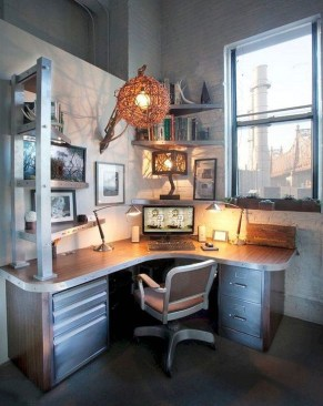 Gorgeous Cubicle Workspace To Make Your Work More Better 32