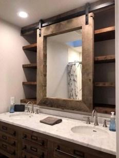 Inspiring Bathroom Decoration Ideas With Farmhouse Style 23