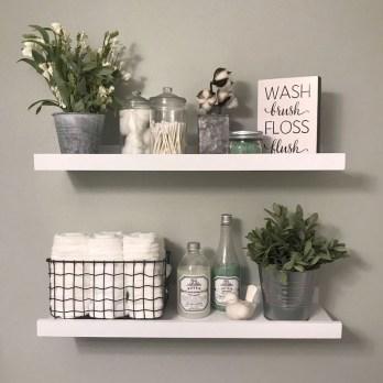 Inspiring Bathroom Decoration Ideas With Farmhouse Style 34